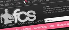 Case Study: Football Coaching Shop